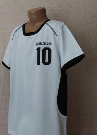 Deutschland- спортивная футболка 13-15 лет