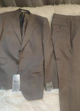 Классический мужской костюм от voronin