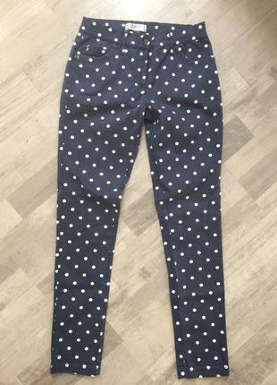 Зауженные брюки в стиле pin up размер 8