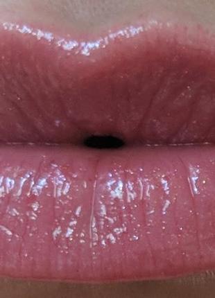 Блеск с эффектом объема collistar gloss design - lampone perla [5]
