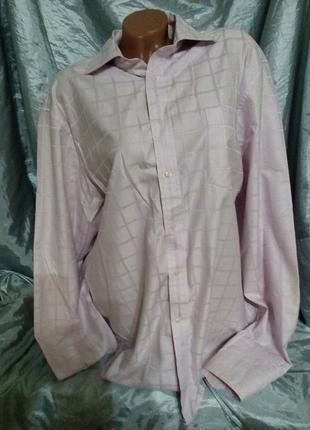 Рубашка мужская под запонки next.
