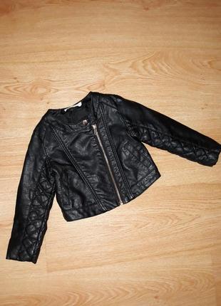 Косуха курточка пиджак h&m 92 рр