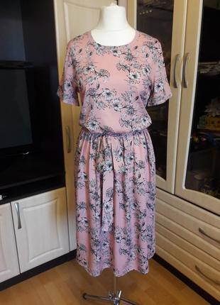 Очень красивое нежное платье2 фото