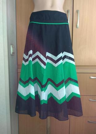 Шикарная, легкая юбка