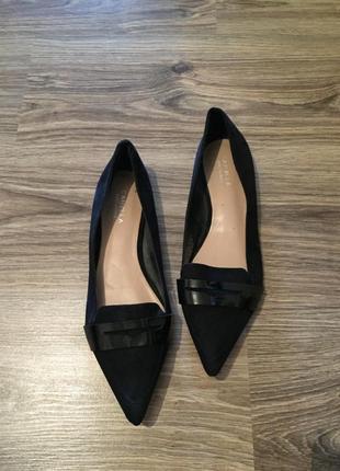 Стильные туфли балетки