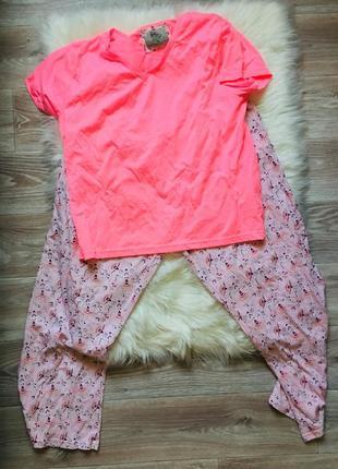 3bb98fe62906 Пижамы большого размера женские 2019 - купить недорого вещи в ...