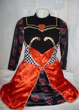 Карнавальное платье королевы р.м