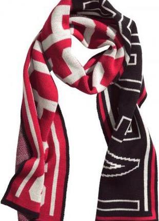 Шарф для мужчин марки h&m мужской шарфик
