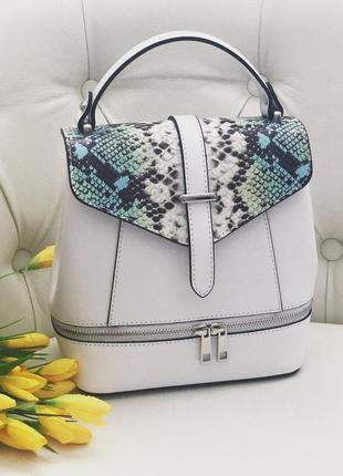 Красивая, модная сумка-трансформер