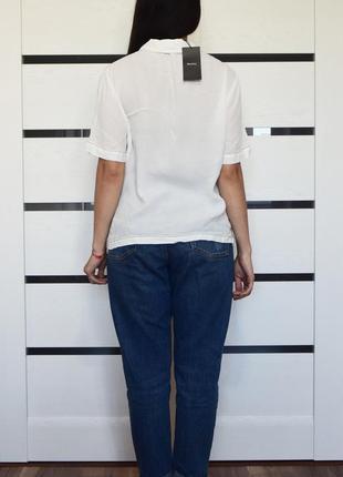 Блузка с актуальными пуговицами (новая, с биркой) bershka5 фото
