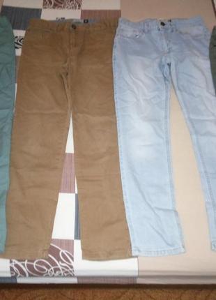 Пакет брюк та джинси для хлопця 12-14 років