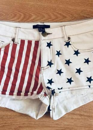 Шорти американский флаг