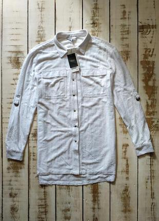 Полная распродажа🥑 стильная белая рубашка next