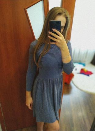Платье люрекс🤭💙