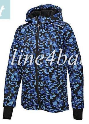 Детская демисезонная куртка crivit softshell на мальчика