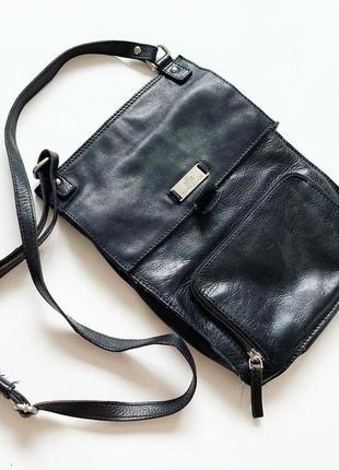 Мужская сумка rowallan кожа
