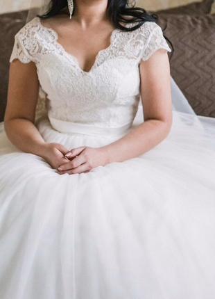 Сукня весільна. свадебное платье.