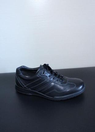 4a3067a00 Черные мужские кроссовки Ecco 2019 - купить недорого мужские вещи в ...
