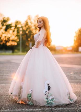 Коллекция moonlight 2019, вечернее платье monika