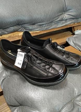 446640e413e760 Жіночі туфлі мокасини rieker рікер рикер 36 та 37 розмір з меморі устілкою