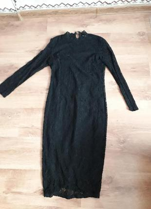 Кружевное платье !