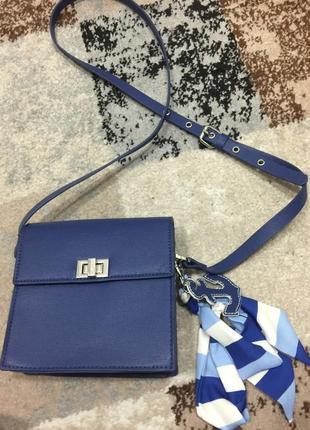 Шикарная сумочка в морском стиле от c&a