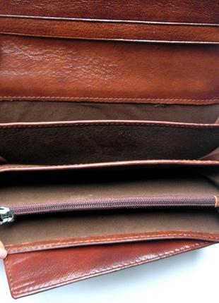 Кожаный кошелек крокодил + картхолдер , 100% натуральная кожа, есть доставка бесплатно6 фото