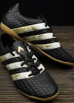 Футзалки adidas ace 16.4 in s76701 оригинал р-42 (26.5 см)
