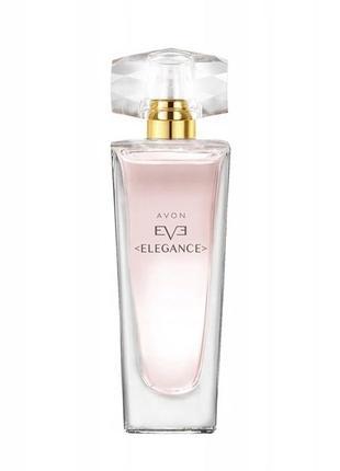 Парфюмерная вода eve elegance - avon