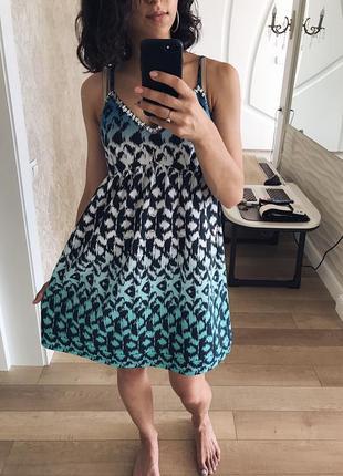 Очень красивое легкое платье на лето☀️