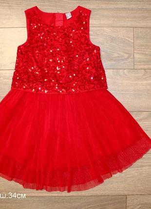 Платье 7лет