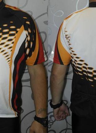 Loffler велоджерси футболка спортивная