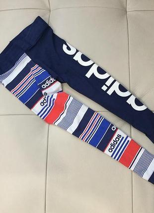 Оригинальные новые лосины, леггинсы adidas sport id tight, xs скидка только 3 дня!