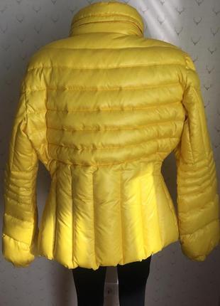 Курточка пуховик roberto cavalli 44eur2 фото