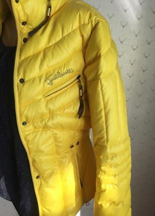 Курточка пуховик roberto cavalli 44eur8 фото