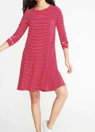 Стильное яркое платье old navy
