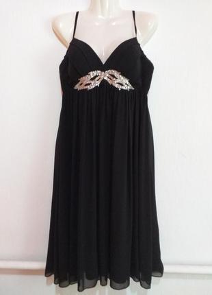 Шикарное нарядное платье раз.12
