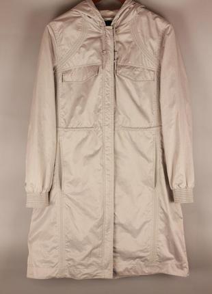 Фирменная удлинённая куртка
