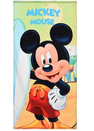 Полотенце mickey mouse (микки маус) disney