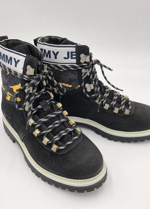 Ботинки зима tommy jeans2 фото