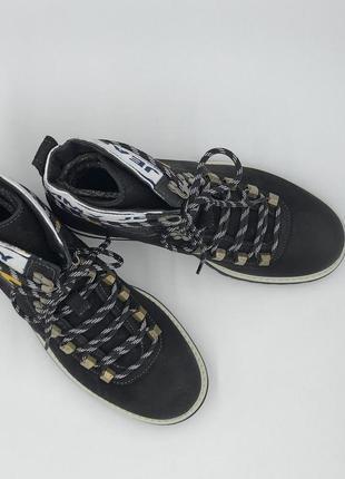 Ботинки зима tommy jeans3 фото