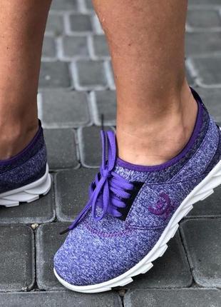 Классные текстильные кроссовки, размер 38, новые