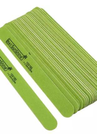 Пилка для ногтей на деревянной основе