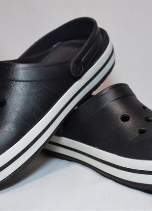 Кроксы сабо crocs crocband unisex. босния. оригинал.