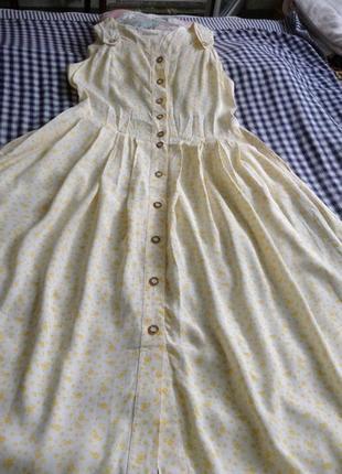 Винтажное платье от landhaus