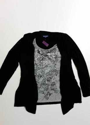 Фирменная кофточка блуза