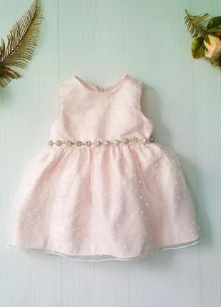Красивое нарядное платье3 фото