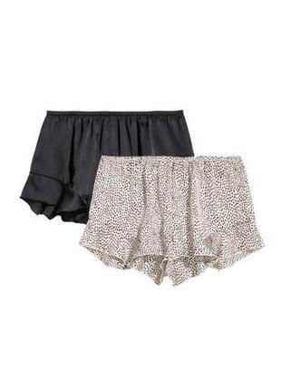 Пижамные шорты h&m 587204