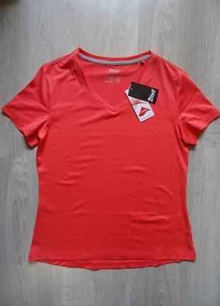 Женская футболка для спорта crivit германия, р. s (42/46) наш