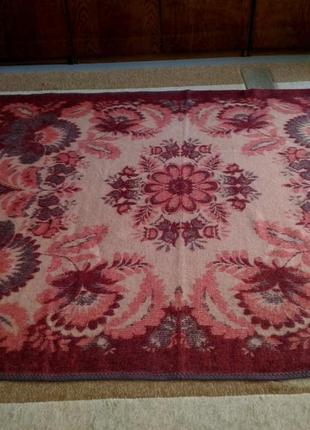 Одеяло шерстяное 191х143 см.
